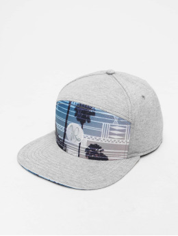 Just Rhyse Casquette Fitted Miami gris