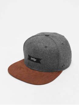 Just Rhyse Casquette Snapback & Strapback Leesburg gris