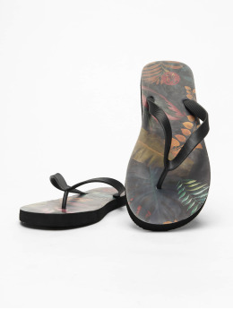 Just Rhyse Chanclas / Sandalias Jason negro
