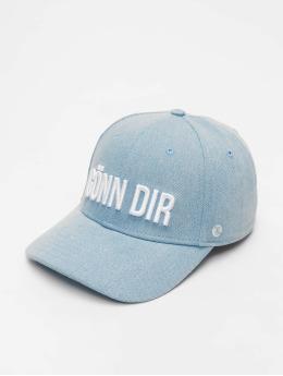 Just Rhyse Hip hop -lippikset Palatka Baseball Shape sininen