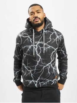 Just Rhyse Hoodies Thunder City čern