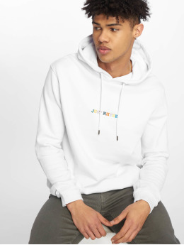 Just Rhyse Hoodies Niceville bílý