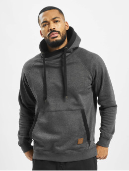 Just Rhyse Hoody Rock Spring zwart