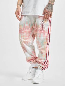 Just Rhyse Jogging kalhoty Pocosol  bílý