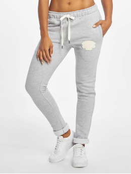 Just Rhyse joggingbroek Madera grijs