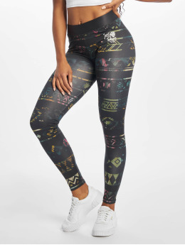 Just Rhyse Legging Hesperia zwart