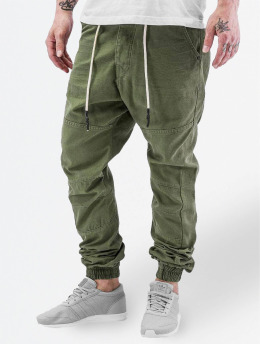 Just Rhyse Pantalone Cargo Börge oliva
