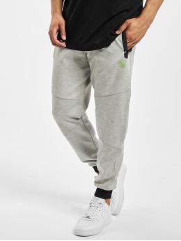 Just Rhyse Pantalone ginnico Tront Peak  grigio