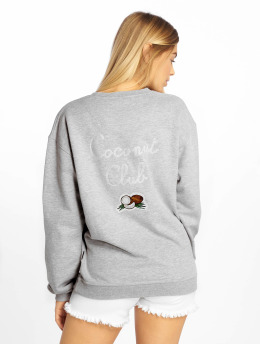 Just Rhyse Pullover Coconut Club grau