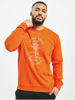 Just Rhyse Pullover Carara  orange