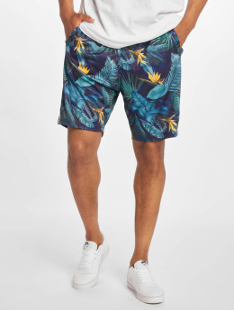 Just Rhyse shorts Palm Harbor blauw