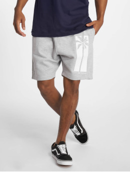 Just Rhyse Orlando Shorts Grey Melange