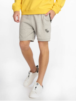 Just Rhyse Edgewater Shorts Grey Melange