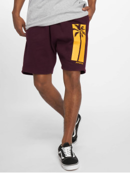 Just Rhyse Orlando Shorts Burgundy