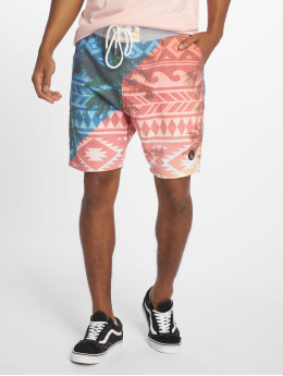 Just Rhyse Shorts Sunrise variopinto