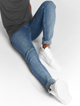 Just Rhyse Männer Slim Fit Jeans Ensenada in blau