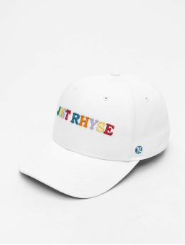 Just Rhyse Snapback Cap Niceville white
