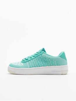 Just Rhyse Sneaker Light Leaf blu