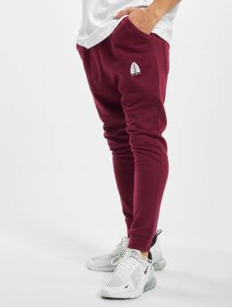 Just Rhyse Spodnie do joggingu Rainrock  czerwony