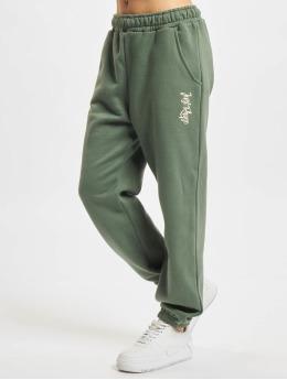 Just Rhyse Spodnie do joggingu Emmeline  zielony