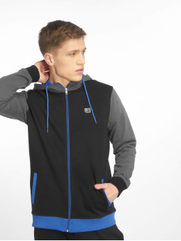 Just Rhyse Sweat capuche zippé Oxid noir