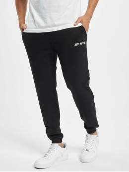 Just Rhyse Sweat Pant Alpine black