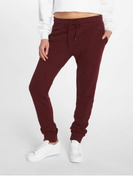 Just Rhyse Sweat Pant Tight  red