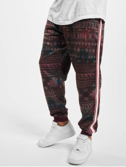Just Rhyse Sweat Pant Pocosol red