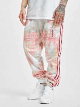 Just Rhyse Sweat Pant Pocosol  white