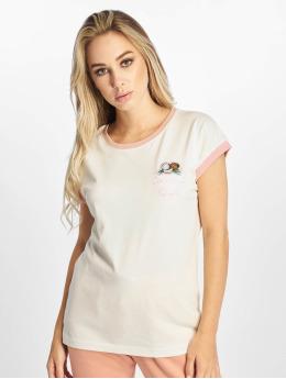 Just Rhyse T-shirt Coconut Club bianco