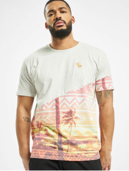 Just Rhyse T-Shirt Praia de Luz blanc