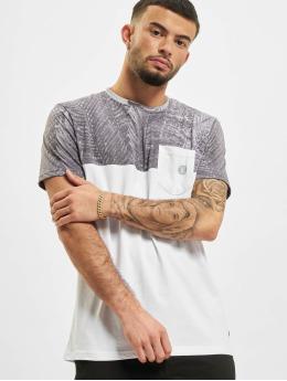 Just Rhyse T-Shirt Witsand blanc