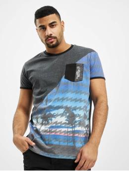 Just Rhyse Palm Coast T-Shirt Blue