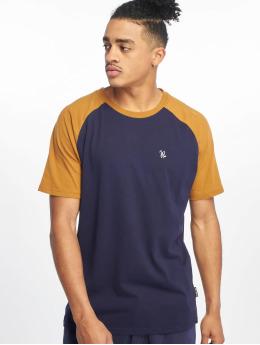 Just Rhyse Monchique T-Shirt Navy/ Camel