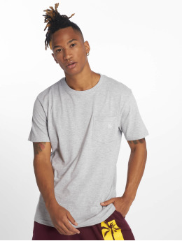 Just Rhyse Sarasota T-Shirt Grey Melange