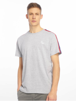 Just Rhyse Brooksville T-Shirt Grey Melange