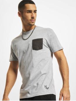 Just Rhyse T-Shirt Claro grau