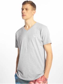 Just Rhyse t-shirt Alachua grijs