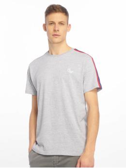 Just Rhyse t-shirt Brooksville grijs