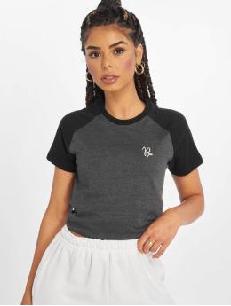 Just Rhyse t-shirt Aljezur grijs