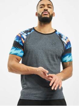 Just Rhyse t-shirt Port Salerno grijs