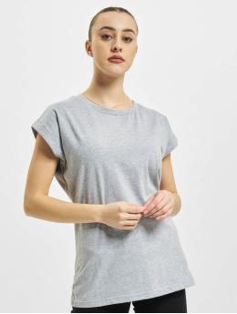 Just Rhyse t-shirt Rio  grijs