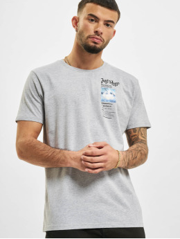 Just Rhyse T-Shirt Zoar gris