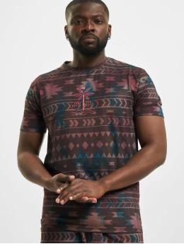 Just Rhyse T-Shirt Pocosol  multicolore