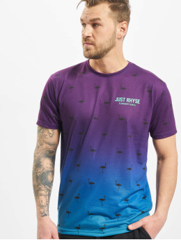 Just Rhyse T-Shirt Bellview  purple