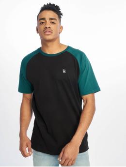 Just Rhyse T-Shirt Monchique schwarz