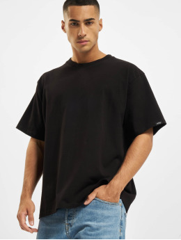 Just Rhyse T-shirt Kizil  svart