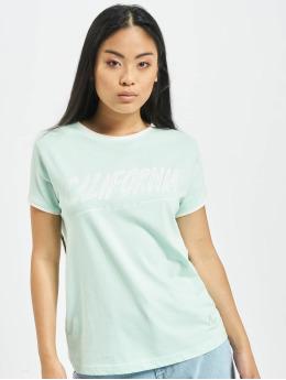 Just Rhyse t-shirt Santa Monica turquois