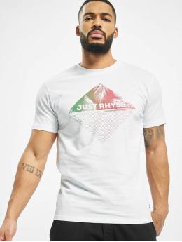 Just Rhyse t-shirt Coyolar wit