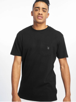 Just Rhyse t-shirt Sarasota  zwart